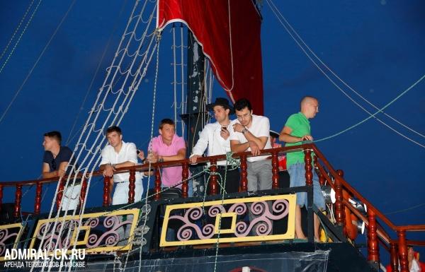 "Теплоход ""Джон Сильвер"" - мероприятие от судоходной компании Адмирал"