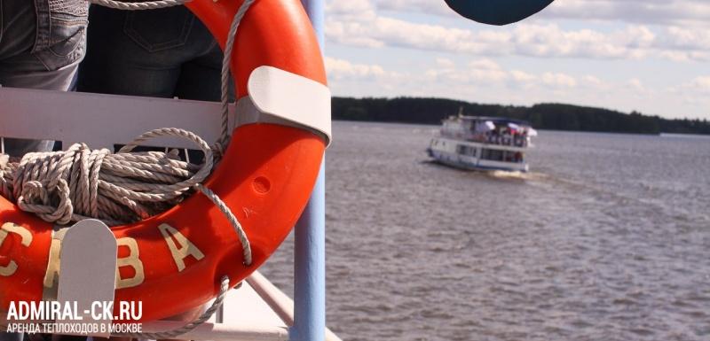 """Теплоход """"Чижик 2"""" - мероприятие от судоходной компании Адмирал"""